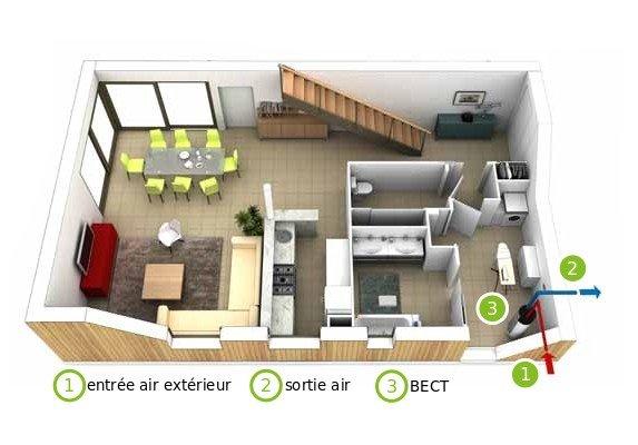 chauffe eau thermodynamique principes et fonctionnement. Black Bedroom Furniture Sets. Home Design Ideas